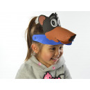wholesale Fashion & Apparel:Moss cap, bear, 17x18x10