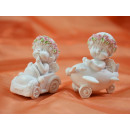 wholesale Figures & Sculptures: Flower Angel Polyresin, angels in the car and airp