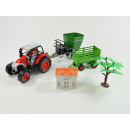 wholesale Toys: Tractor farm set, window b