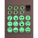 wholesale Home & Living: Wall -Tattoo tattoo, -Tattoo lit, smiling ...