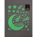 wholesale Wall Tattoos: Wall -Tattoo nightlights, stars + stars +