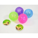 Massage ball, 7,5cm, in the Display