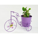 Overtopf metal, tricycle, triple assorted, 30x14x2