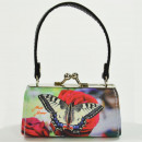 MiniBag, Swallowtail with Rose, Mario Moreno,