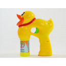 Bubble pistol duck, with light and music, Bli