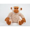 grossiste Poupees et peluches: Koko le singe de sommeil léger de nuit avec rougeo