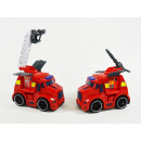Fire truck modern 2-way assorted, light and Si