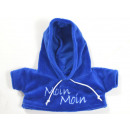 wholesale Pullover & Sweatshirts: Moin Moin, hooded pullover, printed / embroidered,