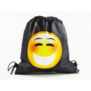 Emoticon, MOGee sports bag, 39 X 34 cm, Grinning