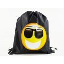 ingrosso Scuola: Emoticon, Mogee borsa sportiva, 39 x 34 cm, con un