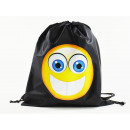wholesale School Supplies: Emoticon, MOGee Sports Bag, 39 X 34 cm, Tears of