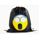 Emoticon, MOGee sports bag, 39 X 34 cm, Screaming