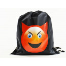Emoticon, MOGee Sport bag, 39 X 34 cm, Withhorn