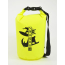 wholesale Cremes: SNAQUA - 10L Dry Bag, neon yellow
