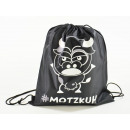 Sport bag, '#MOTZKUH' motive cow, 35x40cm