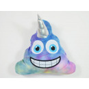 wholesale Cushions & Blankets: Emoticon, MOGee Rainbow Unicorn Poop Pillows, 16