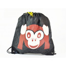 wholesale School Supplies: Emoticon, MOGee sports bag with background, 39 x