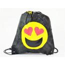 Emotikony, Mogee torba sportowa z zapleczem, 39 x