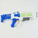 Waterpistool pump-action Space Gun, tassen, 48x6x