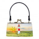 MiniBag, lighthouse in sunrise, Mario Moreno