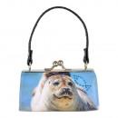 Großhandel Taschen & Reiseartikel: MiniBag, Zwinker Robbe, Mario Moreno, Colorline