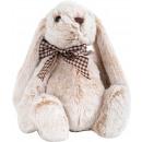 wholesale Toys: Cuddly toy rabbit, 20x19x25cm