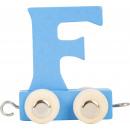 Buchstabenzug bunt F, 7,5x4x6,5cm