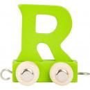 Buchstabenzug bunt R, 7,5x4x6,5cm