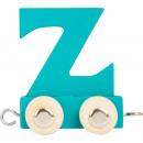 Treno delle lettere multicolore Z, 7.5x4x6.5cm
