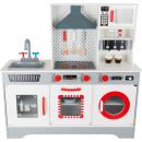ingrosso Giocattoli: Cucina per bambini Premium, 90x30x90cm