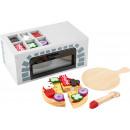 groothandel Speelgoed: Pizzaoven kinderkeuken, 25 delig, ...