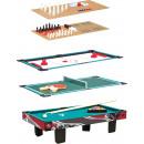 Többfunkciós asztal 9 az 1-ben, 92x51x21cm