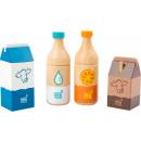 Großhandel Nahrungs- und Genussmittel: Getränke-Set fresh , 4 Teile, 4x4x12cm