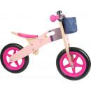 Vélo de course colibri rose, 81x39x58cm