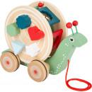 hurtownia Zabawki: Ślimak zwierzęcy do ciągnięcia