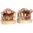 Crêpes et mignardises du marché de Noël, 10x7.5x10