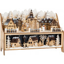 mayorista Casa y decoración: Lámpara Winter Dream, 30x12x22cm