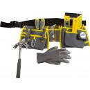 mayorista Jardin y Bricolage: Cinturón de herramientas Profi XL con herramientas
