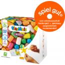PlayMais® BASIC SMALL, 150 pieces, 1.5x1.5x3cm