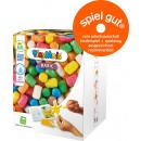 mayorista Regalos y papeleria: PlayMais® BASIC MEDIUM, 350 piezas, 1.5x1.5x3cm