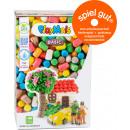 PlayMais® BASIC LARGE, 750 pieces, 1.5x1.5x3cm