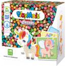 PlayMais® MOSAIC DREAM UNICORN, 2,300 pieces, 1x1x