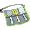 mayorista Ropa / Zapatos y Accesorios: Riñonera con herramientas de jardinería, 4 piezas