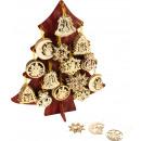 groothandel Licentie artikelen: Display Kerstboomversiering, 49x17.5x58cm