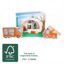 groothandel Speelgoed: Brandweer prentenboek, interactief, ...