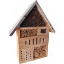 Insektenhotel Weltreise, 32,5x11x40cm