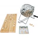 Jeu de bingo, 251 pièces, 32x24x24cm