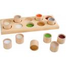 Feel-Mémo, 11 pièces, 26x10,5x3,5cm