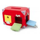 Cassetta di sicurezza per giocattoli di abilità mo