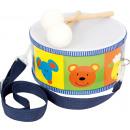 Drum animals, 20x20x10cm